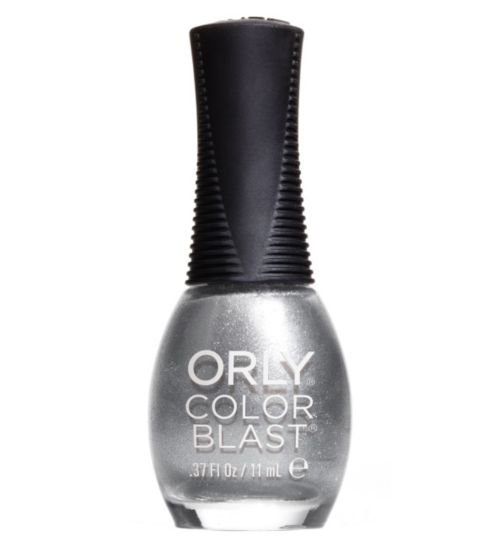 Orly Colour Blast Silver Chrome Foil 11ml