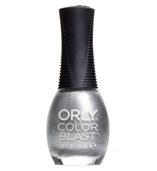 Orly Colour Blast Silver Chrome Foil 11ml