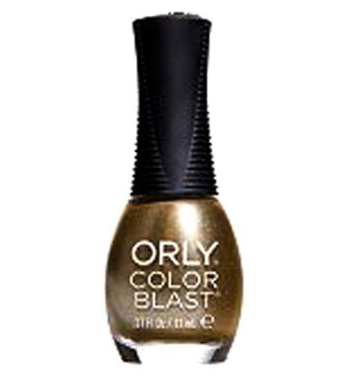 Orly Colour Blast Golden Chrome Foil 11ml