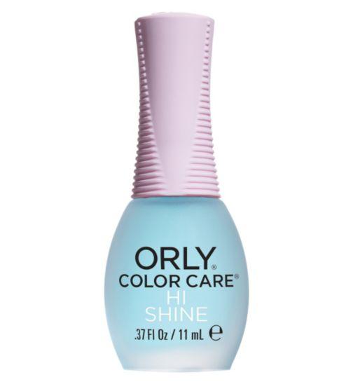Orly Colour Blast Nail Treatment Hi Shine 11ml