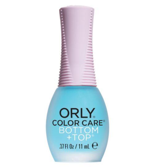 Orly Colour Blast Nail Treatment Bottom + Top 11ml