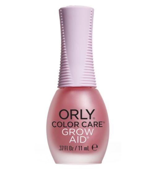 Orly Colour Blast Nail Treatment Grow Aid 11ml