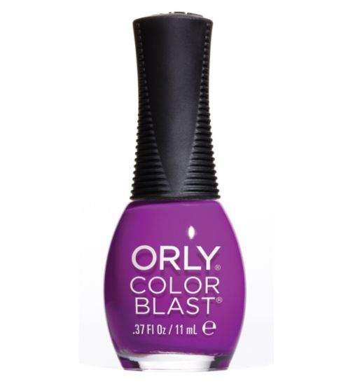 Orly Colour Blast Fluorescent Fuchsia Neon 11ml