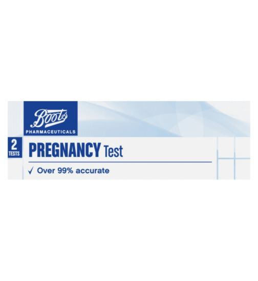 Boots Pregnancy Test 2 tests