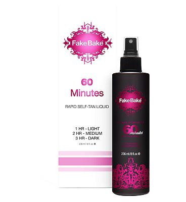 Fake Bake 60 minute tan 236ml