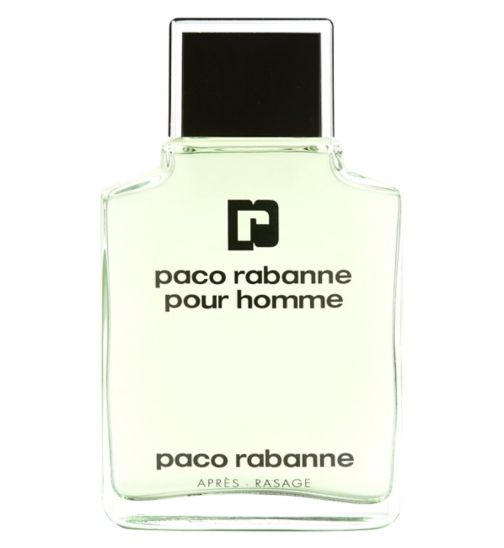 Paco Rabanne Pour Homme Aftershave 100ml