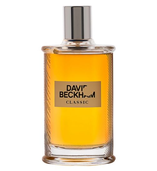 Classic Eau de Toilette 90ml for Men by David Beckham