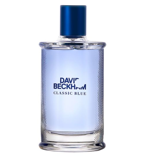 Classic Blue Eau de Toilette 90ml for Men by David Beckham