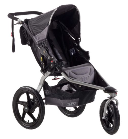 Britax Römer BOB REVOLUTION PRO Pushchair - Black