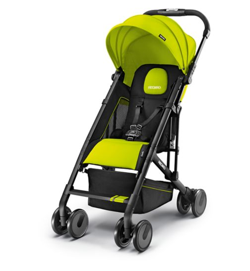 Recaro Easylife Pushchair - Lime Black Frame