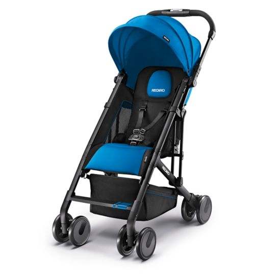 Recaro Easylife Pushchair - Saphir Black Frame