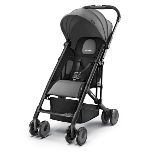 Recaro Easylife Pushchair - Graphite Black Frame