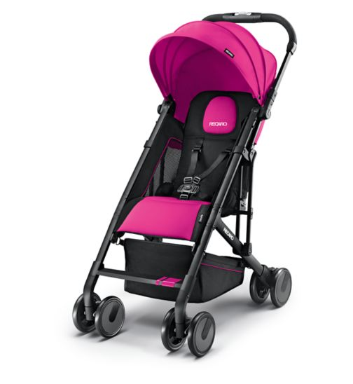 Recaro Easylife Pushchair - Pink Black Frame