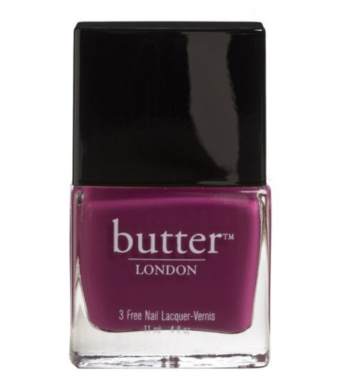 Butter London nail Queen Vic
