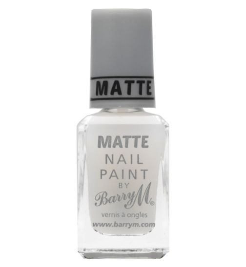 Barry M Matte Top Coat 10ml