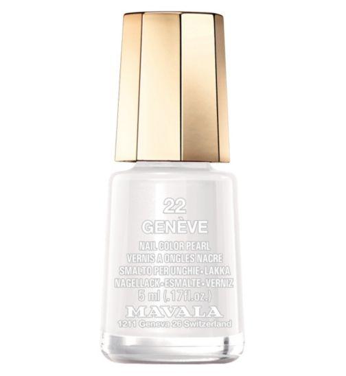 Mavala nail polish Geneve 5ml