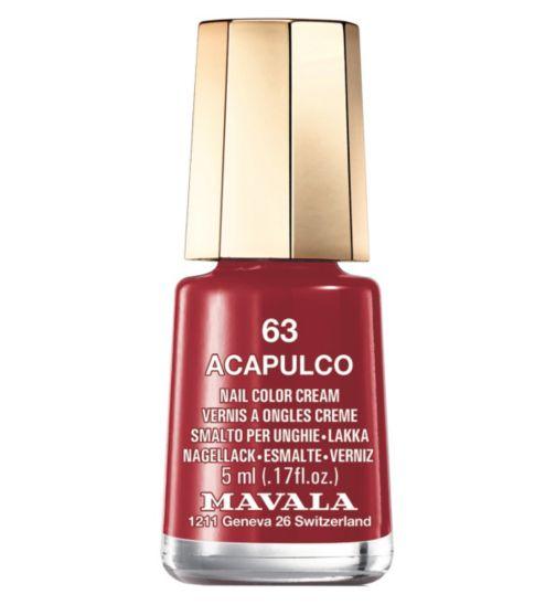 Mavala nail polish Acapulco 5ml