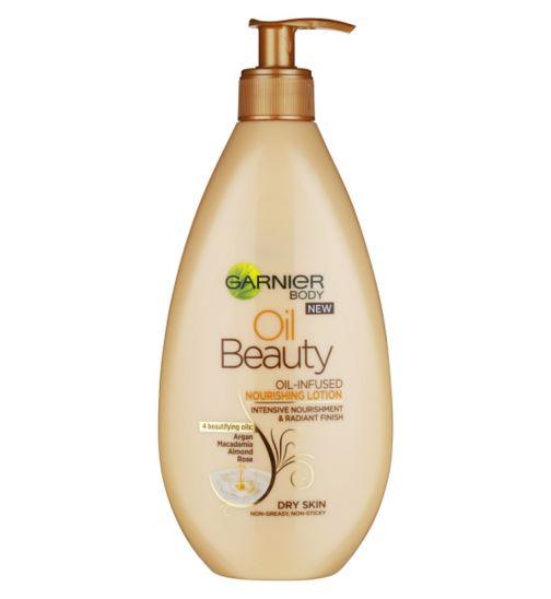 Garnier Ultimate Beauty Oil 400ml