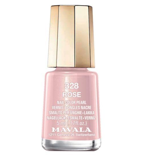 Mavala nail polish rose 5ml