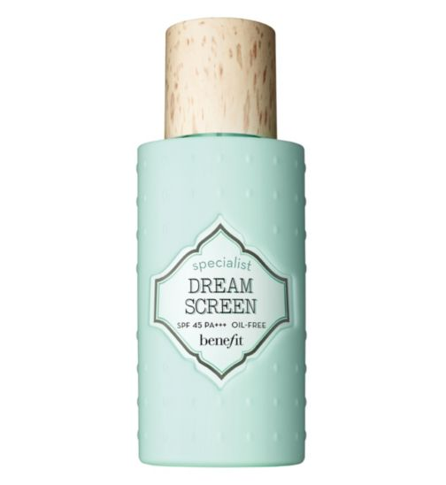 Benefit B.Right! Dream Screen suntan lotion SPF 45