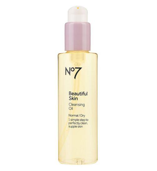 No7 Beautiful Skin Cleansing Oil 150ml