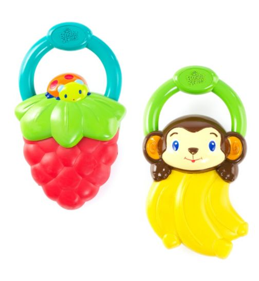 Bright Starts Vibrations Teethers