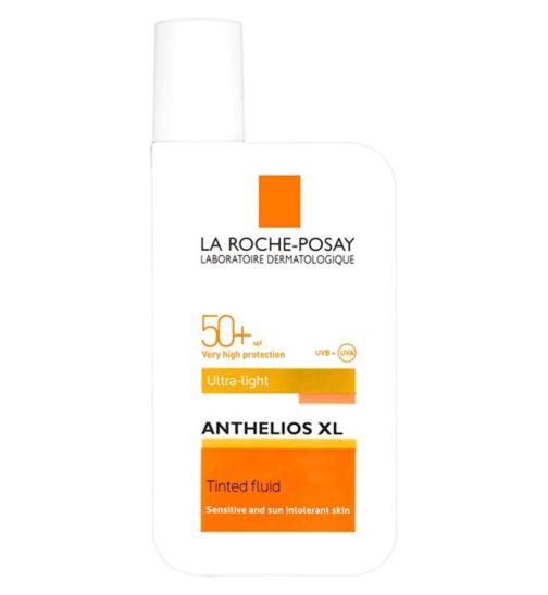 La Roche-Posay Anthelios Ultra-Light Tinted Sun Cream Fluid SPF50+ 50ml