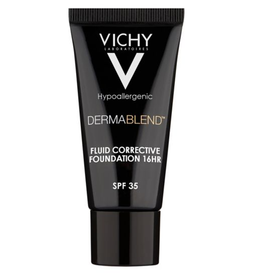 Vichy Dermablend Corrective Fluid Foundation 16Hour 30ml