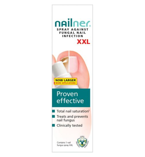 Nailner Fungal Nail Infection Spray XXL