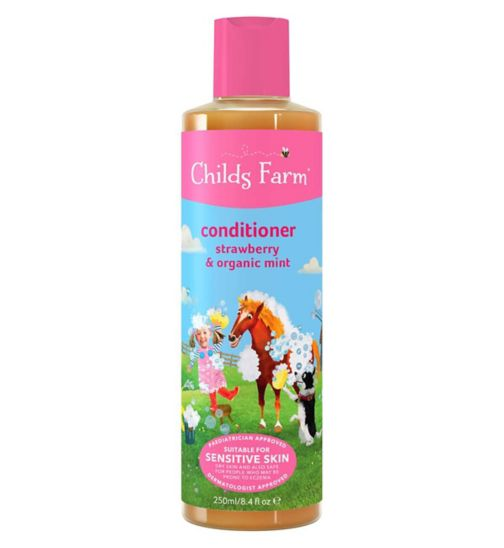 Childs Farm Conditioner Strawberry & Organic Mint 250ml