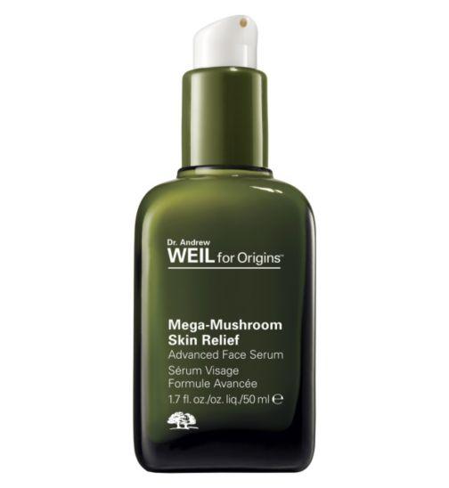 Origins Dr. Andrew Weil for Origins? Mega-Mushroom Advanced Skin Relief Face Serum 50ml