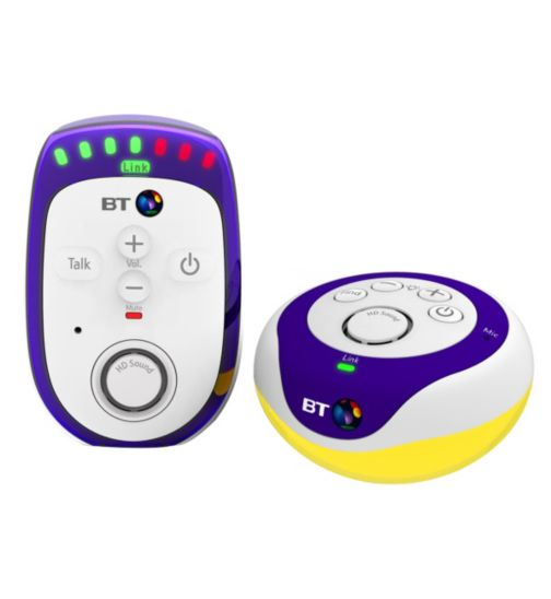 BT 300 Digital Audio Baby Monitor
