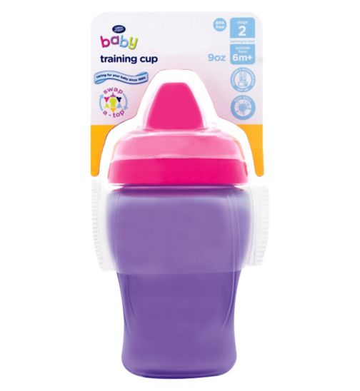 Boots Baby Soft Spout Cup