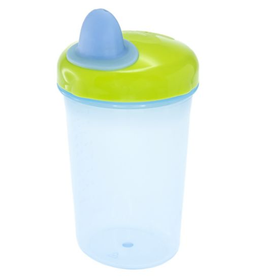 Boots Baby Non Spill Toddler Training Cup- Blue