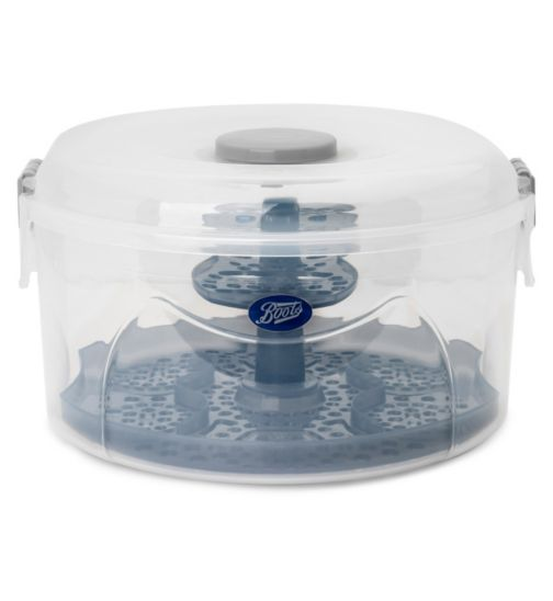 Boots Baby 2-in-1 Combination Steriliser
