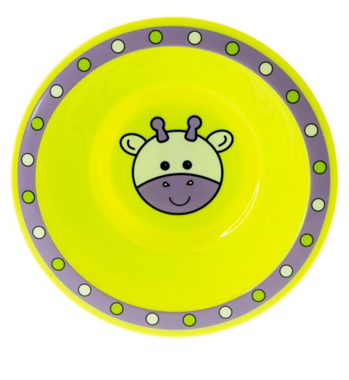 Boots Baby Safari Bowl- Green