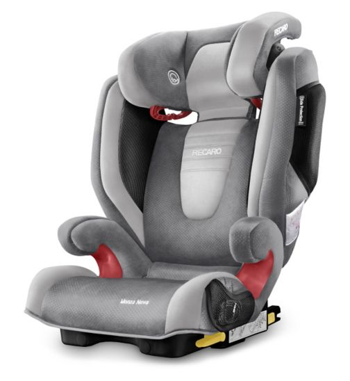 Recaro Monza Nova 2 SeatFix Car Seat - Shadow