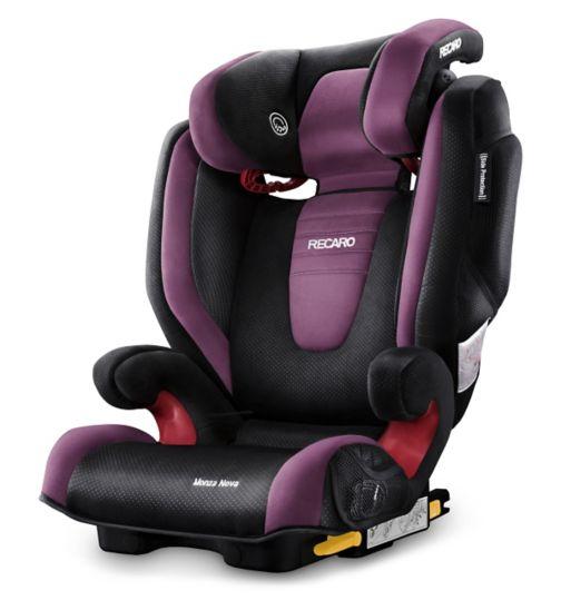 Recaro Monza Nova 2 SeatFix Car Seat - Violet