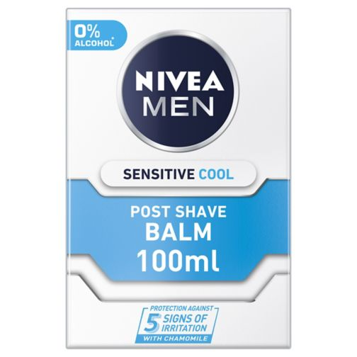 NIVEA MEN Sensitive Cooling Post Shave Balm