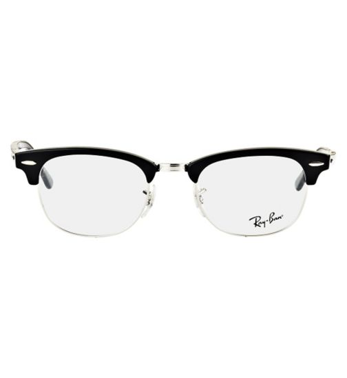 3ec0ad2499 Ray-Ban RX5154 Unisex Glasses - Black