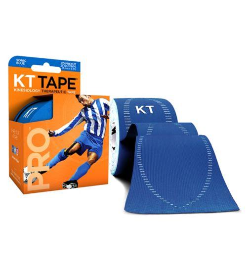 KT Tape Pro - Sonic Blue