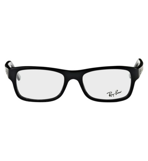18c8de6c5d Ray-Ban RX5268 Unisex Glasses - Black