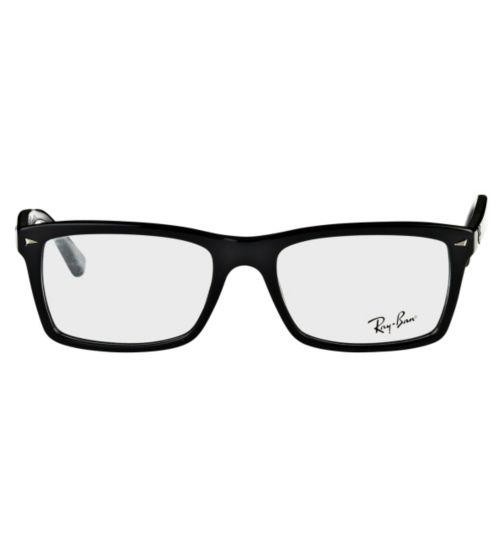 dc2ab6d3531c2 Ray-Ban RX5287 Men s Glasses - Black
