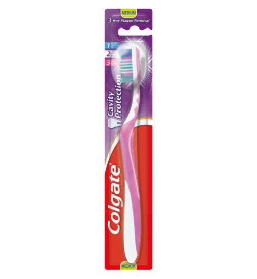 Colgate Cavity Protection Medium Toothbrush