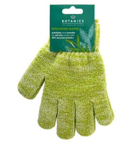 Botanics Exfoliating Gloves