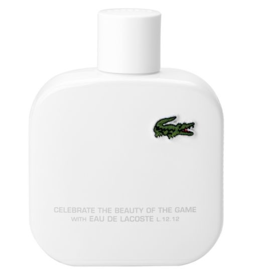 Lacoste Eau de Lacoste L.12.12.12 Blanc Beauty of the Game Limited Edition Eau de Toilette 100ml