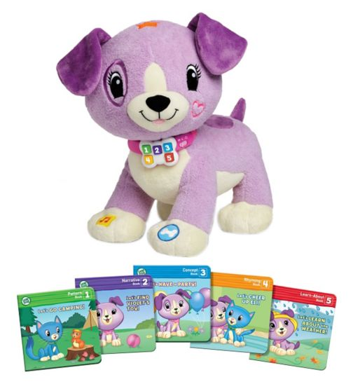 LeapFrog Read With Me Voilet