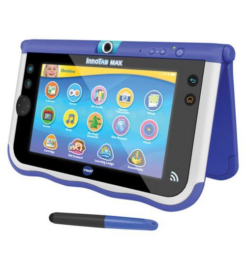 Vtech InnoTab Max 7 inch in Blue