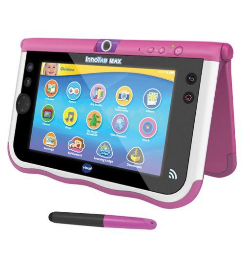 Vtech InnoTab Max 7' in Pink