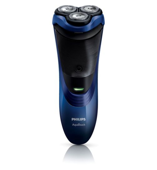 Philips AquaTouch AT887/16 Wet & Dry Electric Shaver with Pop-Up Trimmer